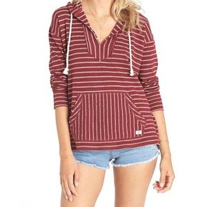 EUC | Billabong | Other Side Hooded Sweater